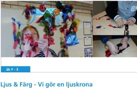 Lindesbergs kommun får bidrag till kultur i förskolor