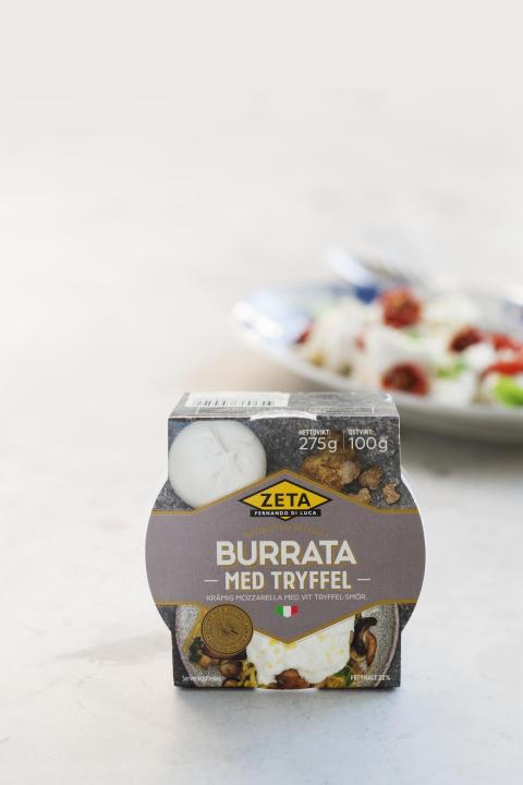 Zeta Burrata med Tryffel produktbild