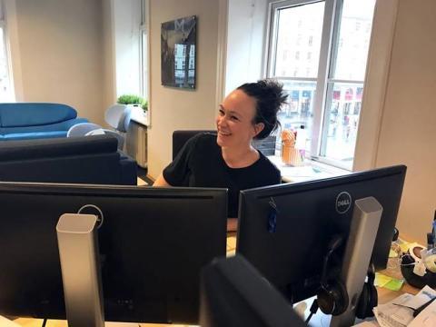 Henriette Vartdal Produktansvarlig i MONOBANK