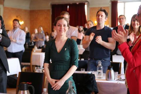 Kristin Utne valgt som ny Ylf-leder