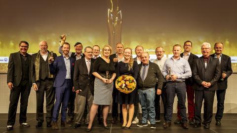 Deutscher Metallbaupreis 2018 und Feinwerkmechanikpreis 2018