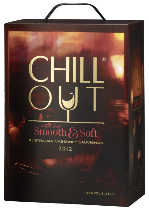 Chill Out Smooth & Soft Cabernet Sauvignon