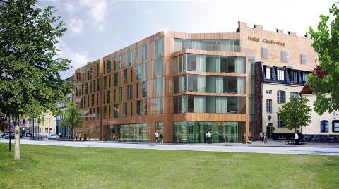 Petter Stordalen öppnar nytt hotell i Malmö