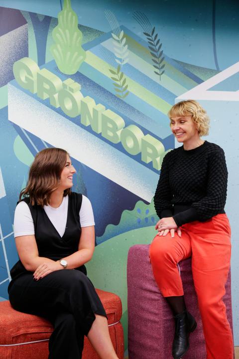 Två nya miljoner kronor till Tvätteriet gör stor nytta, säger Mona Sundin och Josefin Jaén Nilsson.
