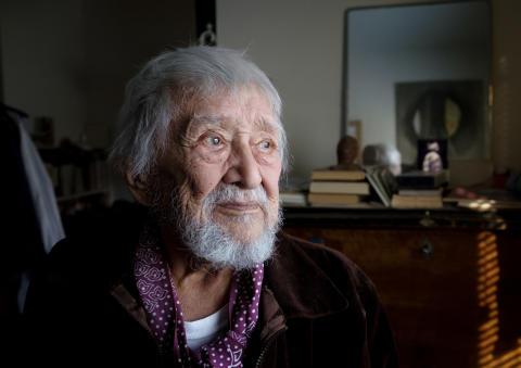 Porträtt av Lutfi Özkök
