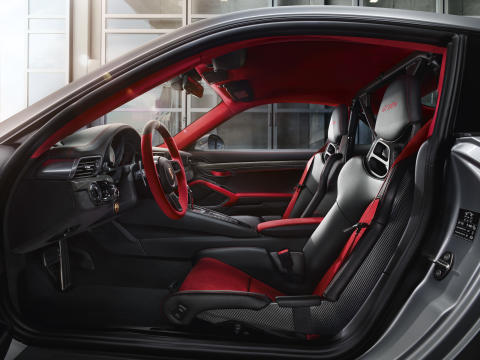 Interior Porsche 911 GT2 RS