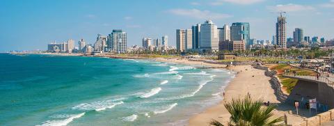 Tel Aviv och Eilat vinterns nyheter hos Airtours