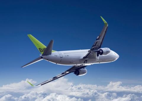 AirBaltic laajentaa maksutapavalikoimaansa Trustlyn avulla
