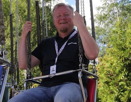 Linnanmäki liittyi FIBSin jäseneksi - Heikki Pitkänen kertoo miksi