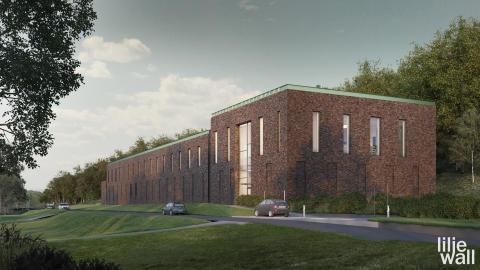 NCC och kommunen bygger Kungälvs vattenverk tillsammans