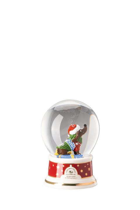 HR_'Morgen_kommt_der_Weihnachtsmann'_Glasss_sphere_w._snow_effect_1
