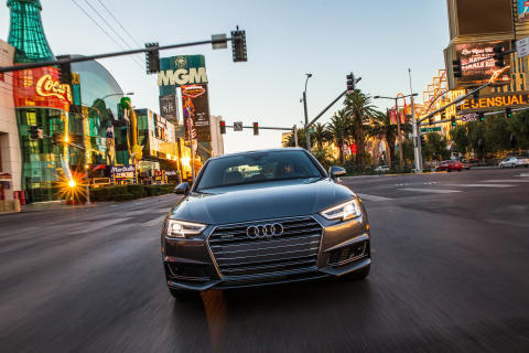 Audi kobles op med lyskryds
