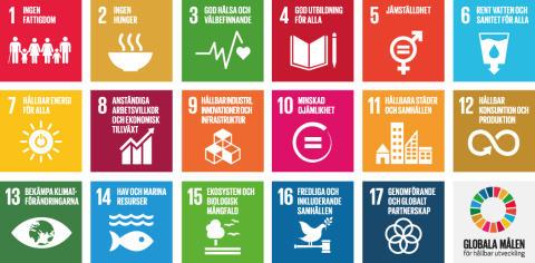 Högskolan tar initiativ till samverkan kring hållbarhetsmål
