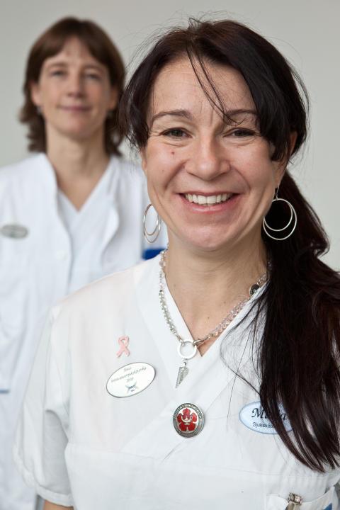 Maria Sandberg från Umeå – Årets Bröstsjuksköterska 2010