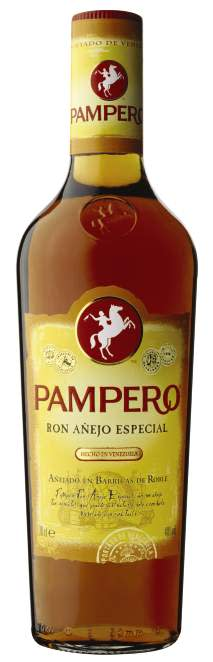 RON AÑEJO PAMPERO® ESPECIAL DARK RUM, 70 cl 40,0 Vol %