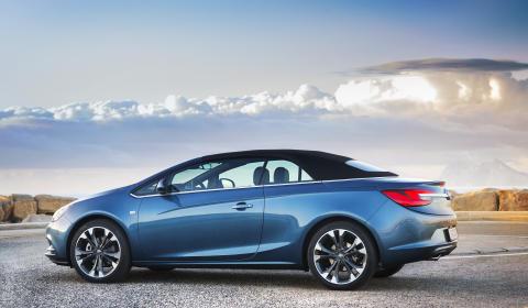 Världspremiär för fyra Opelmodeller på bilsalongen i Genève 2013