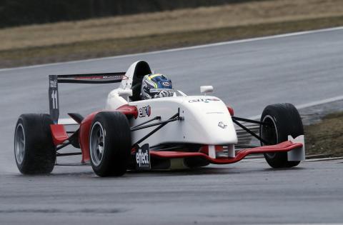 Intressant premiär för nya Formel Renault 1,6