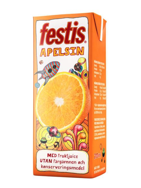 Festis Apelsin
