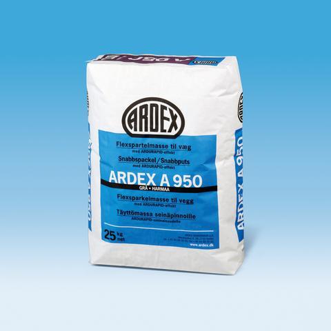 ARDEX kortar produktionstiden och därmed byggkostnaden.