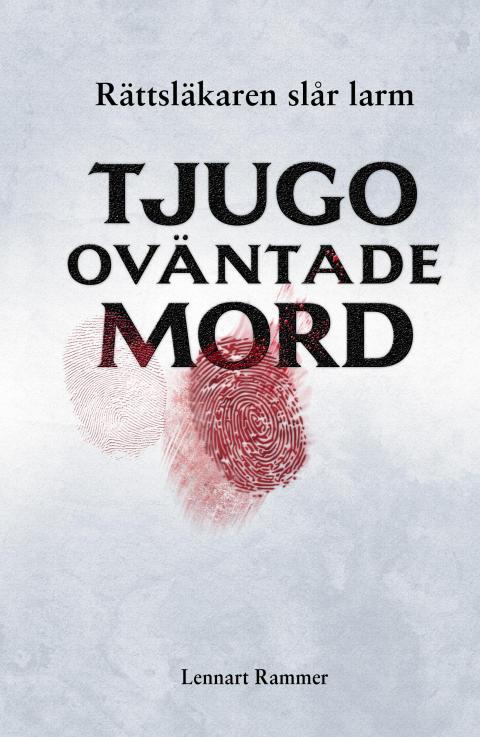 Ny bok med tjugo spännande och oväntade kriminalnoveller !