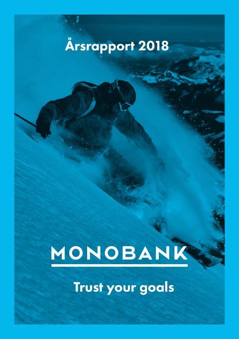 Monobank 2018 Årsrapport