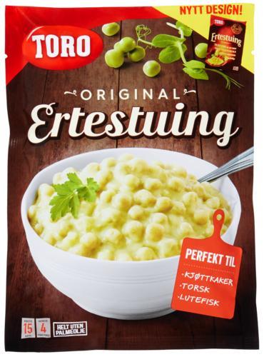 Toro Original Ertestuing