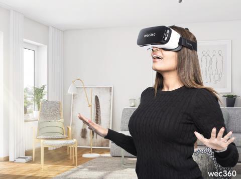 Virtual Reality, wec360°