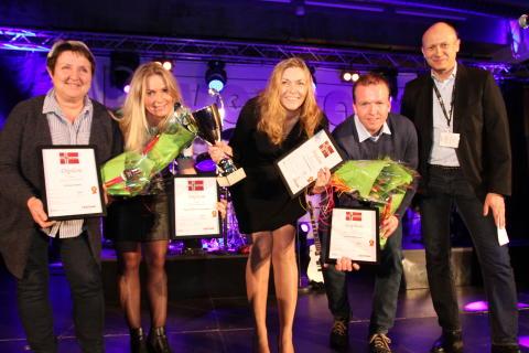 Norgesmesteren i sunn fast-food 2016 er kåret: Patricias Gatekjøkken stakk av med seieren
