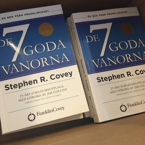 De 7 goda vanorna i ny svensk översättning