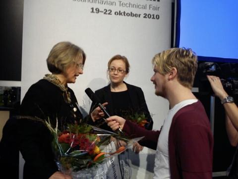 AddBIO får del av det nationella SKAPA stipendiet
