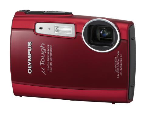 Olympus µ TOUGH-3000 - Kameran för vardagsäventyren