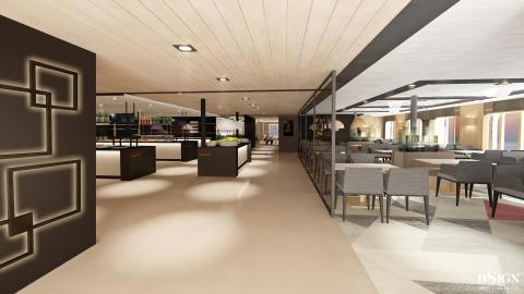 Tallink Silja Megastar| Delight Buffet 6