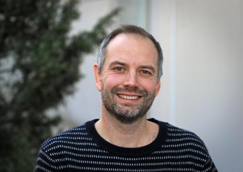 Robert Lagerström, forskare och lektor vid avdelningen nätverk och systemteknik på KTH. Foto: Peter Ardell
