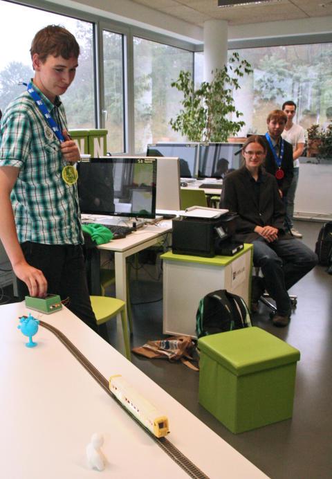 Kreativlabor ViNN:Lab an der Technischen Hochschule Wildau