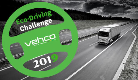 Vehco Eco-Driving Challenge reduced emissions with 8 000 tonnes of CO2