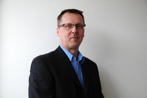 Göran Bjarnestig valdes till ordförande för Södertälje Byggmästareförening