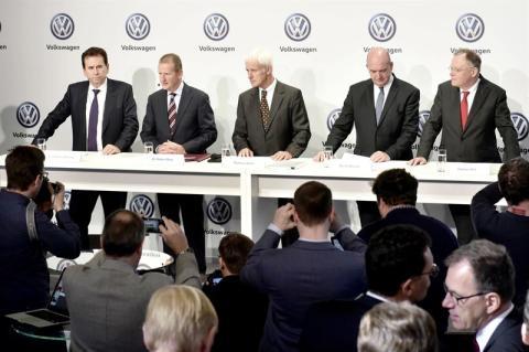 Volkswagen träffar överenskommelse för ökad lönsamhet och en säkrare framtid