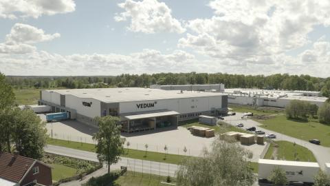 Vedums fabrik - 2019