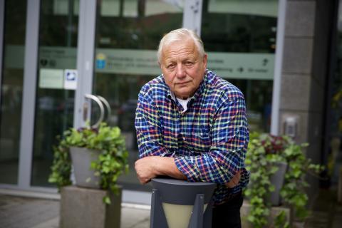 Pensionären Bill Persson tvingades betala 793 961 kr i gatukostnader – nu stämmer han Partille kommun
