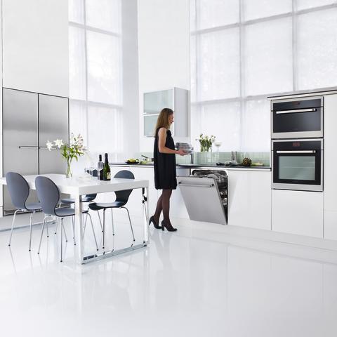 Elegant og stilrent Sense køkken