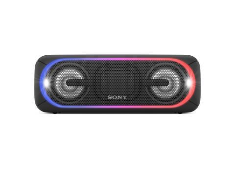 SRS-XB40 von Sony_schwarz_3