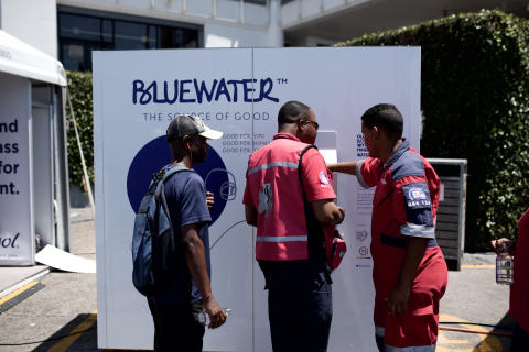 Bluewater says million dollar urban drinking water scarcity challenge is geared to find solutions to clean drinking water scarcity