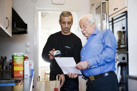 Samhall är med och utvecklar äldreomsorgen i Linköping