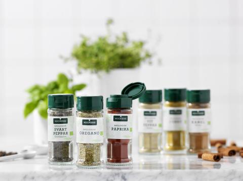 Ekologiska kryddor