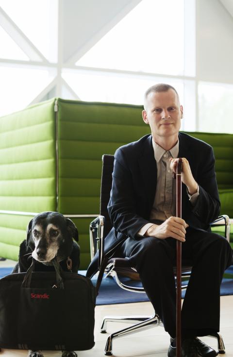 Scandics Magnus Berglund återigen nominerad till Social Capitalist Award