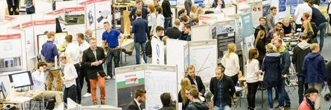 För 35:e året i rad visar studenterna upp sina examensprojekt under Utexpo