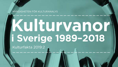 Ny rapport: Kulturvanor har samband med hälsa och livstillfredsställelse