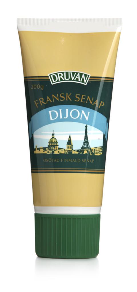 Dijon senap tub 200g