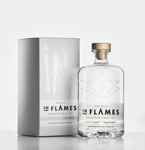 Nu kommer uppföljaren till In Flames Signature Craft Gin No13, Batch 1