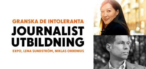 Journalistutbildning
